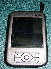 Pocket PC Phone